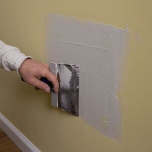 Plaster Wall Patching