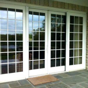 Screen Door Installation