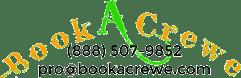BookeACrewe Logo