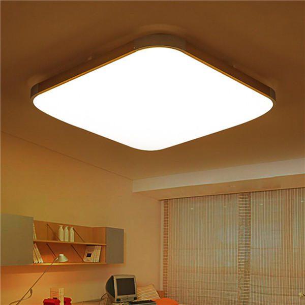 Interior Ceiling Lights Installation
