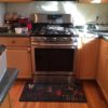 Electric Range Installation