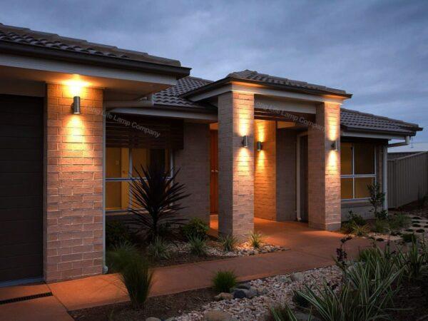 Exterior LED Light Installation
