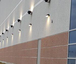 Exterior Lighting Installation