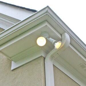 Flood Lighting Installation