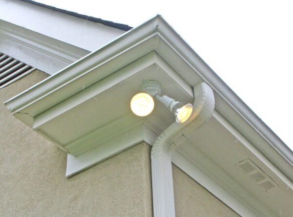Flood Lights Installation