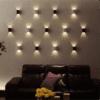 Interior Wall Lighting Installation