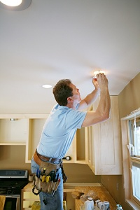 Interior Ceiling Lighting Repair