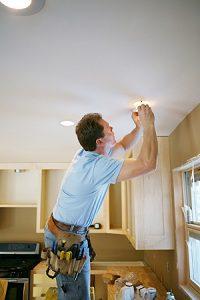 Ceiling Lights Repair