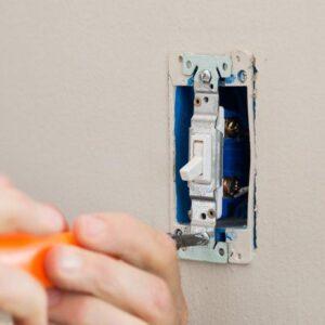 Light Switch Installation