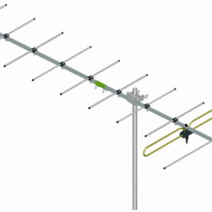 Outdoor Antenna Installation
