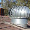 Turbine Vent Installation