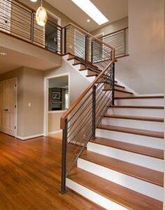 Stairway Build