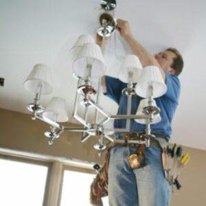 Light Fixtures Installation
