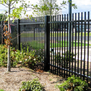 Basic Labor Fence Aluminum