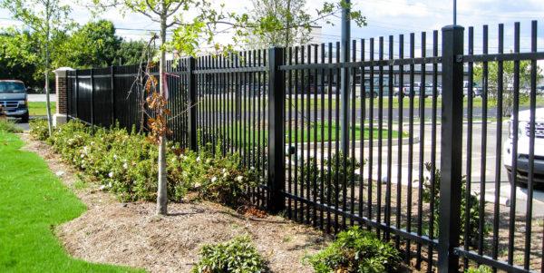 Basic Labor Fence Aluminum