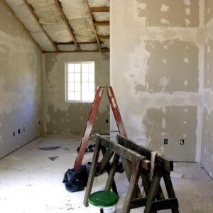 Drywall / Sheetrock Installation